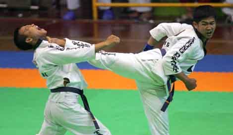 กีฬาประจำชาติสาธารณรัฐอินโดนีเซีย (Republic of Indonesia)