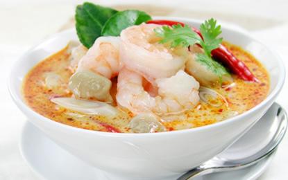 อาหารประจำชาติไทย