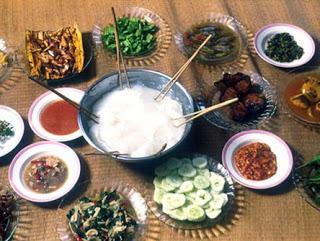 อาหารประจำชาติของประเทศบรูไน ดารุสซาลาม (Brunei Darussalam)
