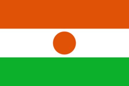 ธงชาติประเทศไนเจอร์ Niger