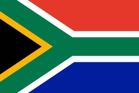 ธงชาติประเทศแอฟริกาใต้ South Africa