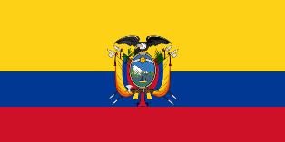 ความหมายของธงชาติประเทศเอกวาดอร์ Ecuador