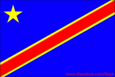 ธงชาติประเทศคองโก Congo