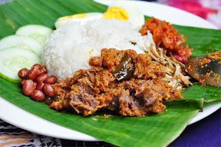 อาหารประจำชาติของประเทศมาเลเซีย