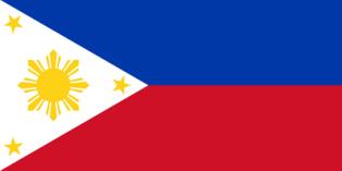ธงชาติประเทศฟิลิปปินส์ Philippines