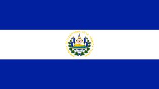 ธงชาติประเทศเอลซัลวาดอร์ El Salvador