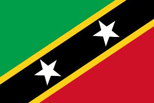 ธงชาติประเทศเซนต์คิตส์และเนวิส Saint Kitts and Nevis