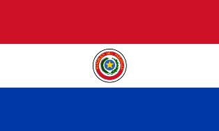 ความหมายของธงชาติประเทศปารากวัย Paraguay