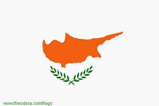 ธงชาติประเทศไซปรัส Cyprus