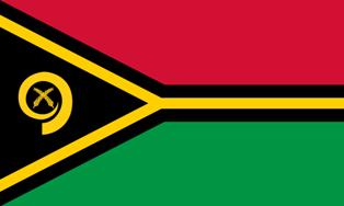 ธงชาติประเทศวานูอาตู Vanuatu