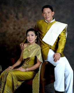 ชุดประจำชาติของประเทศไทย