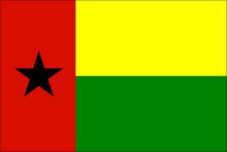 ธงชาติประเทศกินี-บิสเซา Guinea-Bissau