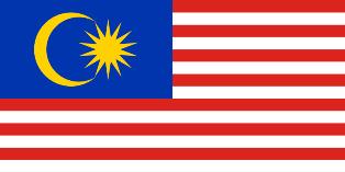 ธงชาติประเทศมาเลเซีย Malaysia