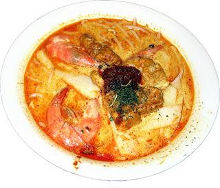 อาหารประจำชาติของประเทศสิงคโปร์ (Singapore)