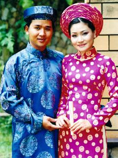ชุดประจำชาติของประเทศเวียดนาม