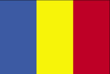 ธงชาติประเทศชาด Chad