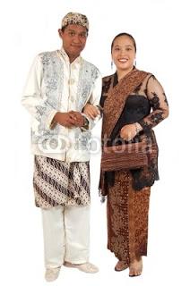 ชุดประจำชาติของประเทศอินโดนีเซีย
