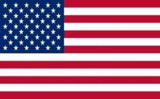 ธงชาติประเทศสหรัฐอเมริกา United States of America