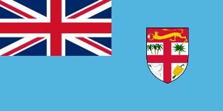ธงชาติประเทศฟิจิ Fiji